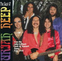 Cover Uriah Heep - The Best Of [1992]